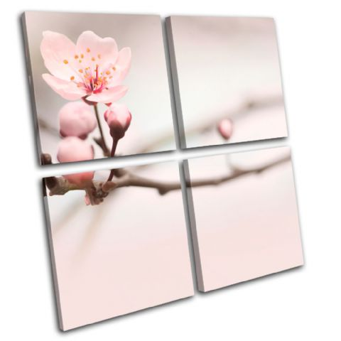 Cherry Blossom Pink Floral - 13-0274(00B)-MP01-LO